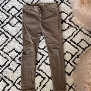 Free People │Skinny Jeans │ Size 27 │